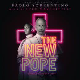 Обложка к диску с музыкой из сериала «Новый Папа (1 сезон)»