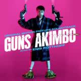 Маленькая обложка к диску с музыкой из фильма «Пушки Акимбо»