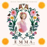Маленькая обложка к диску с музыкой из фильма «Эмма.»