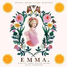 Обложка к диску с музыкой из фильма «Эмма.»