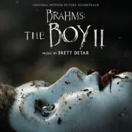 Обложка к диску с музыкой из фильма «Кукла 2: Брамс»