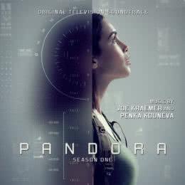Обложка к диску с музыкой из сериала «Пандора (1 сезон)»
