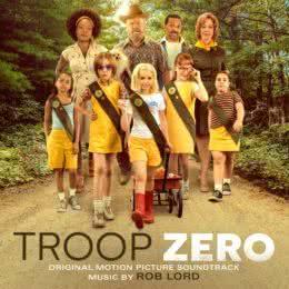 Обложка к диску с музыкой из фильма «Нулевой отряд»