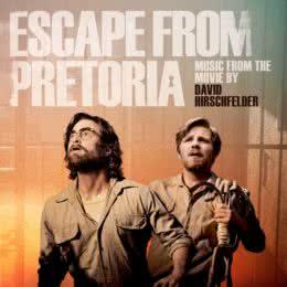 Обложка к диску с музыкой из фильма «Побег из Претории»