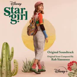Обложка к диску с музыкой из фильма «Старгёрл»