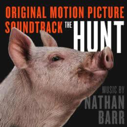 Обложка к диску с музыкой из фильма «Охота»