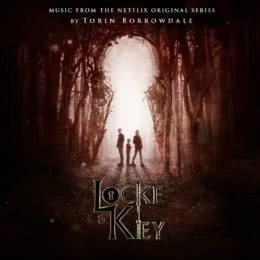 Обложка к диску с музыкой из сериала «Ключи Локков (1 сезон)»