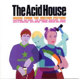 Обложка к диску с музыкой из фильма «Кислотный дом»