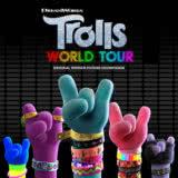 Маленькая обложка к диску с музыкой из мультфильма «Тролли. Мировой тур»