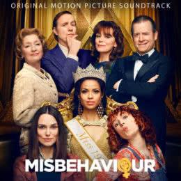 Обложка к диску с музыкой из фильма «Мисс Плохое поведение»