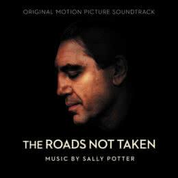 Обложка к диску с музыкой из фильма «Неизбранные дороги»