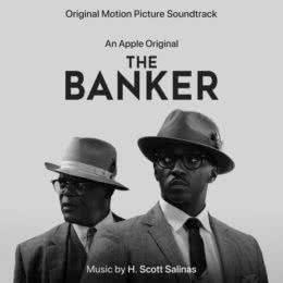 Обложка к диску с музыкой из фильма «Банкир»