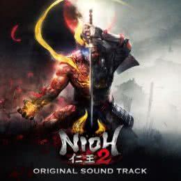 Обложка к диску с музыкой из игры «Nioh 2»