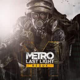 Обложка к диску с музыкой из игры «Metro: Last Light»