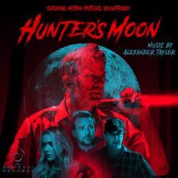Обложка к диску с музыкой из фильма «Охотничья луна»