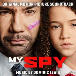 Обложка к диску с музыкой из фильма «Мой шпион»