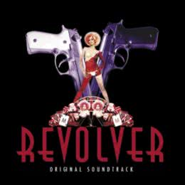 Обложка к диску с музыкой из фильма «Револьвер»