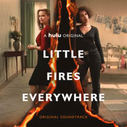 Обложка к диску с музыкой из сериала «И повсюду тлеют пожары (1 сезон)»