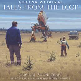 Обложка к диску с музыкой из сериала «Рассказы из Петли (1 сезон)»