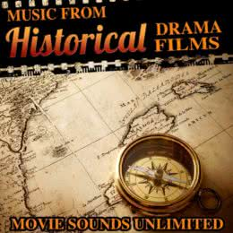 Обложка к диску с музыкой из сборника «Music from Historical Drama Films»