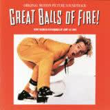 Маленькая обложка диска c музыкой из фильма «Большие огненные шары»