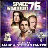 Маленькая обложка к диску с музыкой из фильма «Космическая станция 76»
