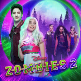 Обложка к диску с музыкой из фильма «Зомби 2»