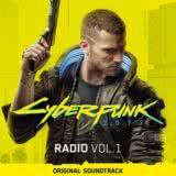 Маленькая обложка диска c музыкой из игры «Cyberpunk 2077 (Radio Volume 1)»