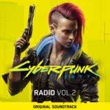 Маленькая обложка диска c музыкой из игры «Cyberpunk 2077 (Radio Volume 2)»
