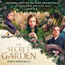 Обложка к диску с музыкой из фильма «Таинственный сад»