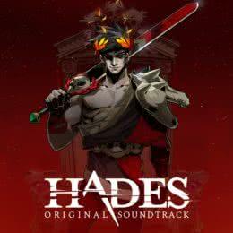 Обложка к диску с музыкой из игры «Hades»