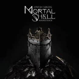 Обложка к диску с музыкой из игры «Mortal Shell»