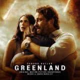 Маленькая обложка диска c музыкой из фильма «Гренландия»