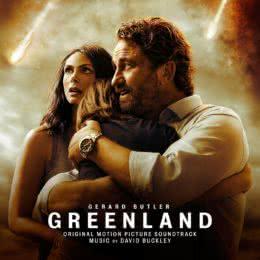 Обложка к диску с музыкой из фильма «Гренландия»