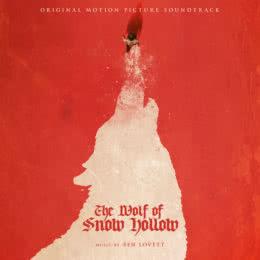 Обложка к диску с музыкой из фильма «Оборотень»