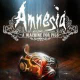 Маленькая обложка диска c музыкой из игры «Amnesia: A Machine for Pigs»