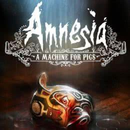 Обложка к диску с музыкой из игры «Amnesia: A Machine for Pigs»