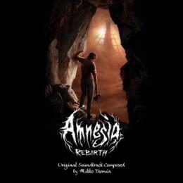 Обложка к диску с музыкой из игры «Amnesia: Rebirth»