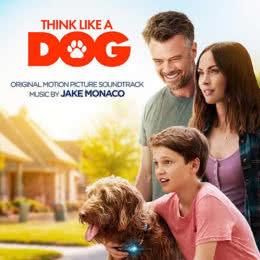 Обложка к диску с музыкой из фильма «Думай как собака»