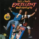 Маленькая обложка диска c музыкой из фильма «Невероятные приключения Билла и Теда»