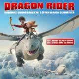 Маленькая обложка диска c музыкой из мультфильма «Повелитель драконов»