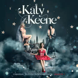 Обложка к диску с музыкой из сериала «Кэти Кин (1 сезон)»