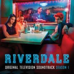 Обложка к диску с музыкой из сериала «Ривердэйл (1 сезон)»