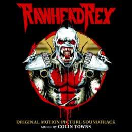 Обложка к диску с музыкой из фильма «Царь зла»