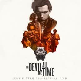 Обложка к диску с музыкой из фильма «Дьявол всегда здесь»