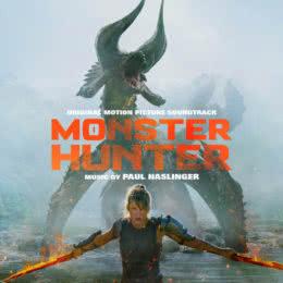 Обложка к диску с музыкой из фильма «Охотник на монстров»