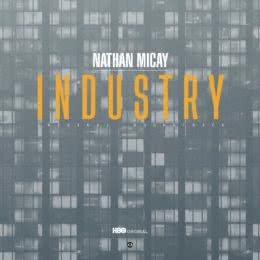Обложка к диску с музыкой из сериала «Индустрия (1 сезон)»