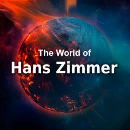 Обложка к диску с музыкой из сборника «The World of Hans Zimmer»