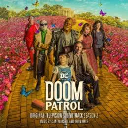 Обложка к диску с музыкой из сериала «Роковой патруль (2 сезон)»