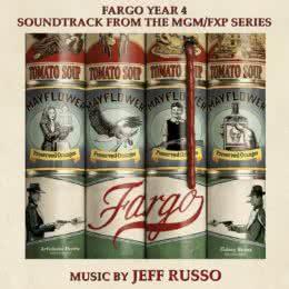 Обложка к диску с музыкой из сериала «Фарго (4 сезон)»